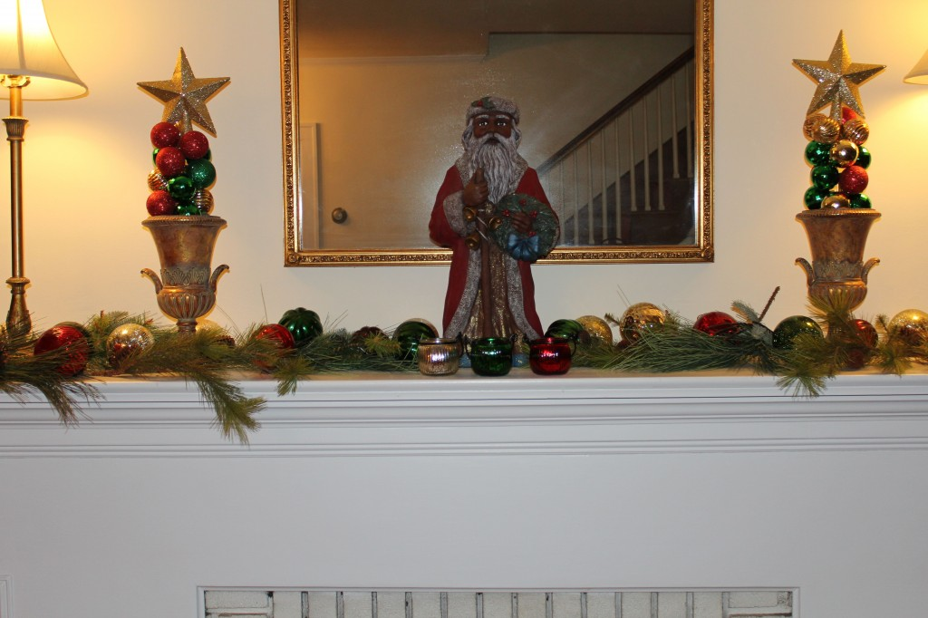 How To Make A Christmas Topiary With Ornaments Age Of Grace