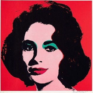 1962 Andy Warhol painting