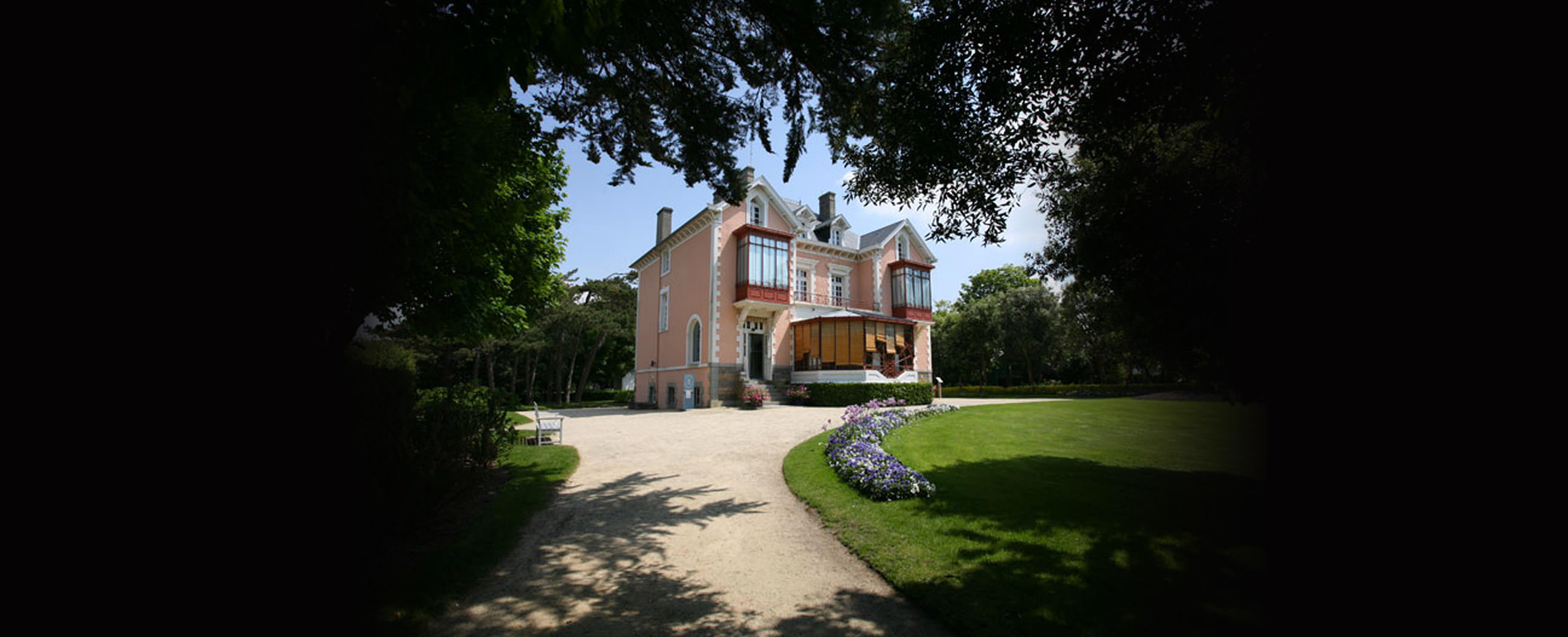 Yes, Mr. Dior. Childhood home of Christian Dior located in Granville, France near the town of Normandy.
