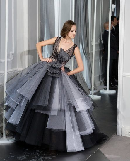 Yes, Mr. Dior. Bill Gaytten for Dior S/S 2012