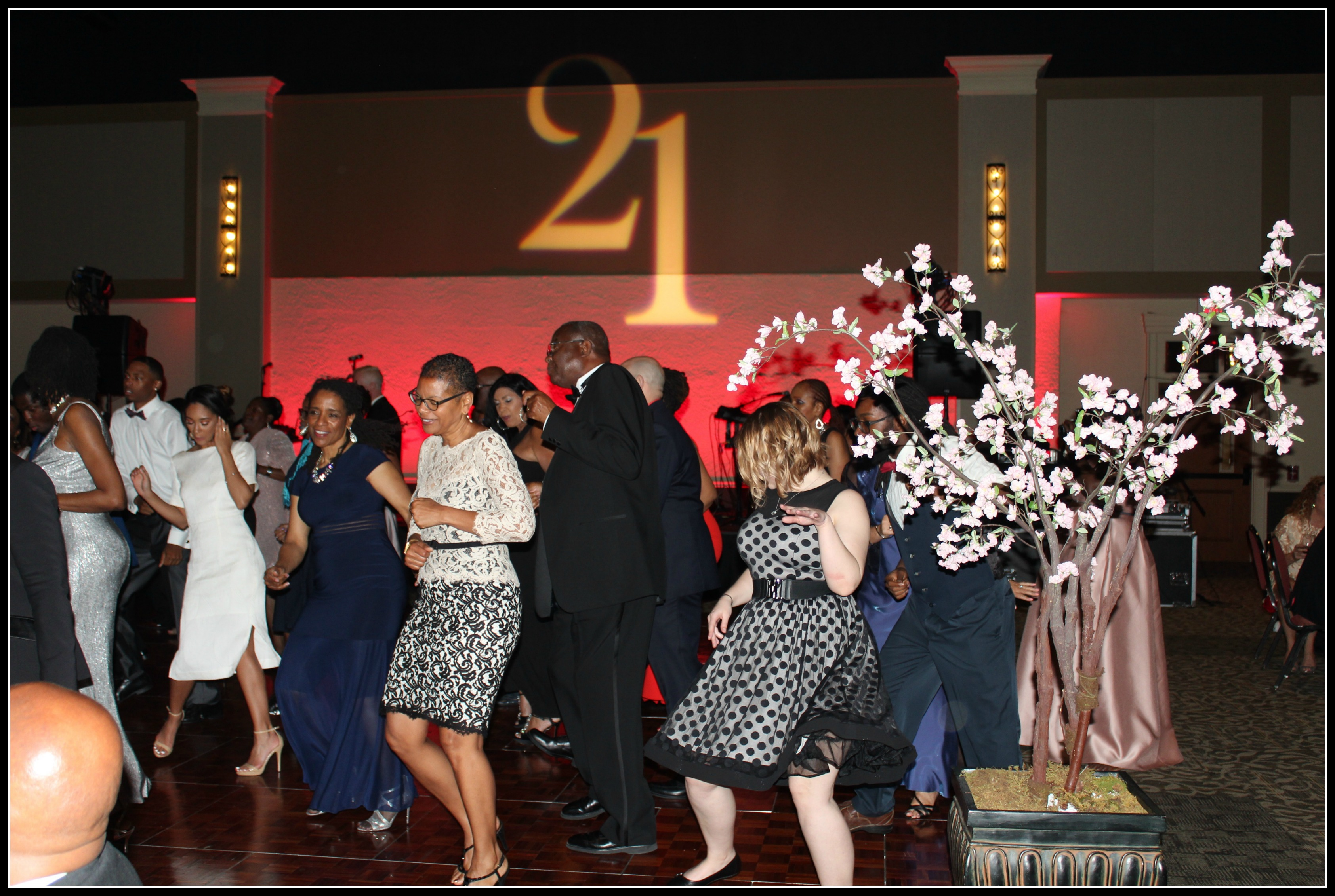 Line Dancing; The Wobble; Formal Attire; High Style; Soirée
